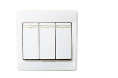 Electric switch web icon Royalty Free Stock Images