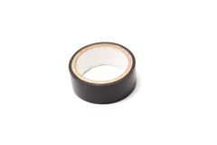 Electric Tape. On white background Royalty Free Stock Photo