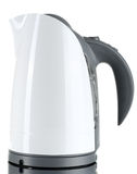 Electric tea kettle Royalty Free Stock Image