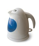 Electric tea kettle Royalty Free Stock Photo