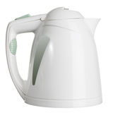 Electric tea kettle Stock Images