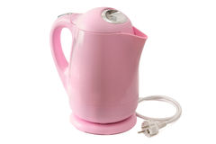 Electric teapot Stock Photography