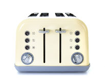 Electric toaster isolated Stock Photos