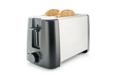Electric toaster Royalty Free Stock Photography