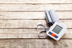 Electric tonometer Stock Photography