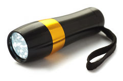 Electric torch Royalty Free Stock Photography