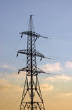 Electric tower Stock Images