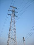 electric tower Stock Photography