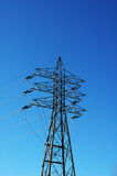 Electric tower Stock Image