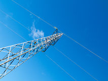 Electric tower Royalty Free Stock Photography