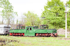 Electric train Royalty Free Stock Image
