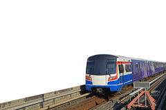 Electric train Royalty Free Stock Photo
