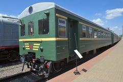 Electric train Sr3N-11775 Royalty Free Stock Photo