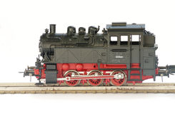Electric train toy Royalty Free Stock Images