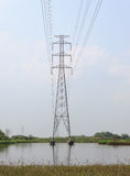 Electric Transmission Tower Stock Photos