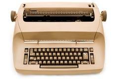 An Electric Typewriter Royalty Free Stock Photos