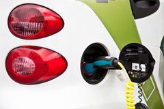 Electric vehicle Stock Photography