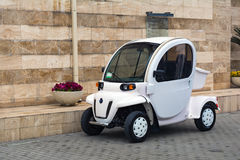 Electric Vehicle Stock Images
