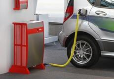 EV charging station Royalty Free Stock Photos