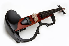 Electric violin Royalty Free Stock Image