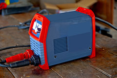 Electric welding machines  in Thailand Stock Photos