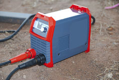 Electric welding machines  in Thailand Stock Image