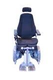 Electric Wheelchair. Stock Photo