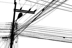 Electric Wire Stock Photos