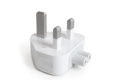 Electrical adapter Stock Photo