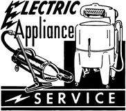 Electrical Appliance Service Royalty Free Stock Photos
