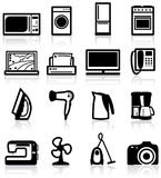 Electrical appliances Royalty Free Stock Photo