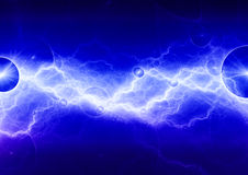 Electrical background Royalty Free Stock Photo
