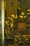 Electrical board 2 Stock Image