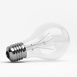 Electrical bulb Stock Photography