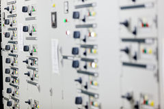 Electrical cabinet Royalty Free Stock Image