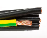 Electrical cable Royalty Free Stock Photography