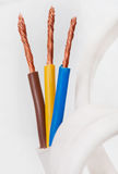 Electrical cable Royalty Free Stock Image