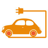 Electrical car Stock Photos