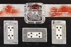 Electrical Case Royalty Free Stock Photos