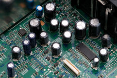 Electrical circuit royalty free stock photo