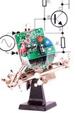 Electrical Circuit Board Royalty Free Stock Images