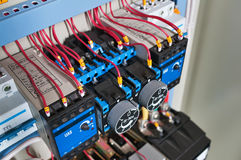 Electrical Components Stock Images