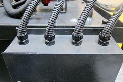 Electrical Conduit Stock Photos