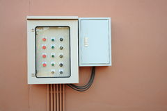Electrical control Stock Photography