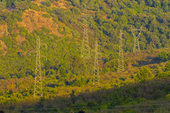Electrical energy Stock Photography