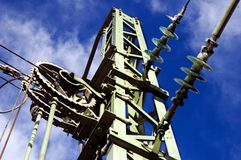 Electrical Engineering IV. Line Royalty Free Stock Photography
