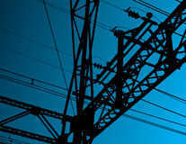 Electrical equipment Royalty Free Stock Images