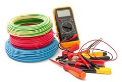 Electrical equipment stock photography