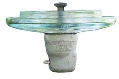 Electrical Glass Insulator Stock Photos