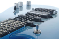 Electrical guitar Stock Photography